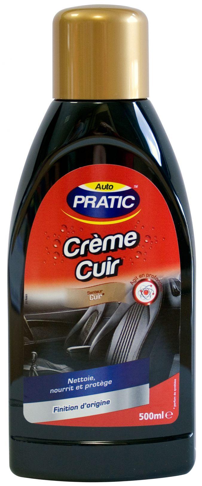 Crème Cuir Auto Pratic 2018