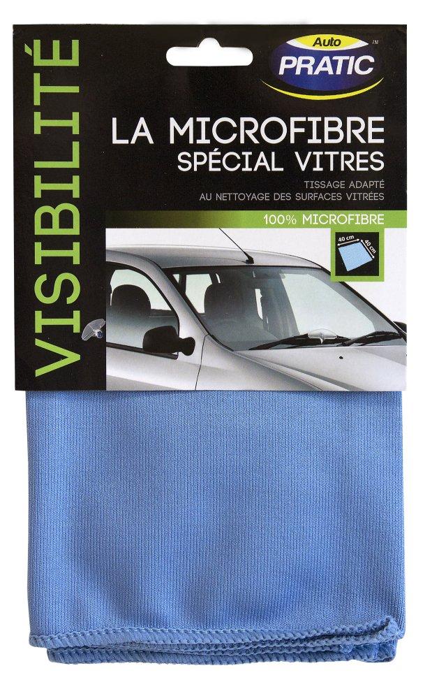 microfibre sp cial vitres auto pratic 2018. Black Bedroom Furniture Sets. Home Design Ideas